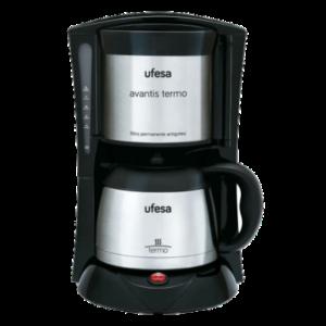 يوفيسا ماكينة صنع القهوة 800 واط 1.25 لتر لون أسود موديل رقم: CG 7236