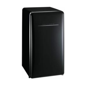 دايو ثلاجة صغيرة 150 لتر+A لون أسود موديل رقم: FN-153B