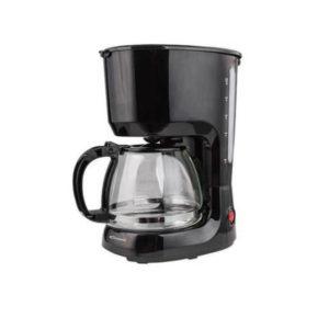كونتي ماكينة صنع القهوة 750 واط 1.25 لتر لون أسود موديل رقم: CM-1125