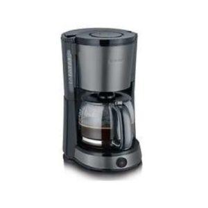 سيفيرين ماكينة صنع القهوة 1000 واط 1.25 لتر لون أسود موديل رقم: 9543