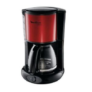 مولينكس ماكينة صنع القهوة 1000 واط 1.25 لتر لون اسود موديل رقم :FG360
