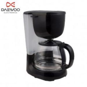 دايو ماكينة صنع القهوة 750 واط 1.25 لتر لون أسودموديل رقم: DE-1090