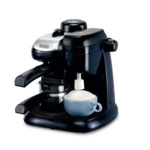 ديلونجي ماكينة صنع القهوة 800 واط 1.25 لتر لون أسود موديل رقم: EC9