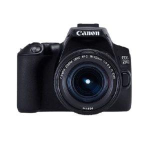 كانون كاميرا رقمية اسود موديل رقم: EOS 250D