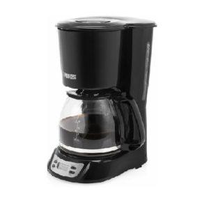 برينسيس ماكينة صنع القهوة 1000 واط 1.5 لتر لون اسود موديل رقم: 0124600701001