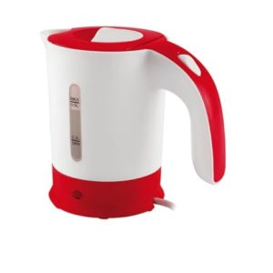 يوفيسا سخان ماء 650 واط 0.5 لتر احمر موديل رقم: HA7000