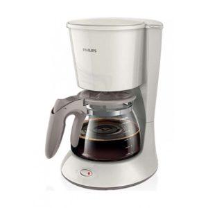 فيليبس ماكينة صنع القهوة 1000 واط 1.2 لتر لون أبيض موديل رقم: HD7447