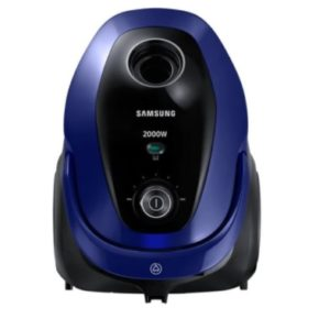 سامسونج مكنسة كهربائية 2000 واط, 2.5 لتر , أزرق