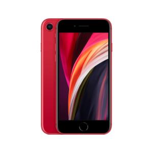 ابل ايفون اس اي موبايل 4.7 انش 128 جيجابايت احمر