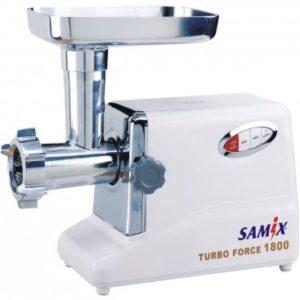 سامكس مفرمة لحوم 300 واط لون أبيض موديل رقم: SNK-180