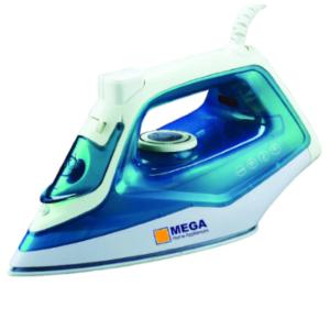 ميجا مكواة بخار 2000 واط لون ازرق موديل رقم: MGLB-8115