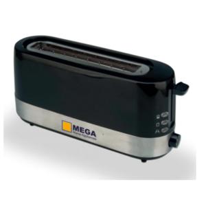 ميجا حماصة 850 واط شريحة واحدة اسود موديل رقم:. TA4401-GS