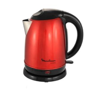 مولينكس سخان ماء 2400 واط 1.7 لتر أحمر موديل رقم: BY530