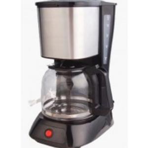 دايو ماكينة صنع القهوة 1000 واط 1.50 لتر لون اسود موديل رقم: DE-9402