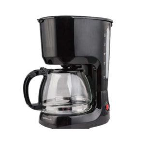 كونتي ماكينة صنع القهوة 700 واط 1.25 لتر لون اسود موديل رقم: CM-3028