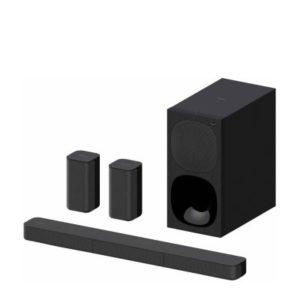 سوني نظام مكبرات الصوت للسينما المنزلية 400 واط 5.1 قناة اسود HT-S20R