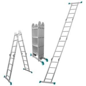 توتال سلم المنيزم متعدد الاستخدامات موديل رقم: THLAD04441