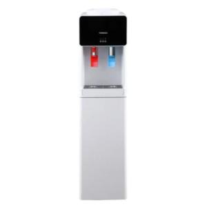 تورنيدو كولر ماء مزود بحنفيتين للمياه ابيض WDM-H45ASE-W