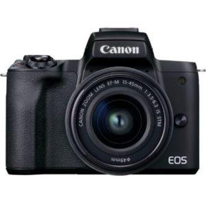 كانون كاميرا رقمية بدون مرآة EOS M50