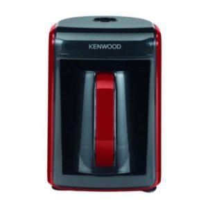 ماكينة صنع القهوة التركية كينوود 535 واط 5 اكواب احمر