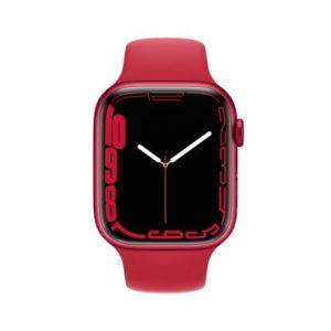 ساعةابل سيريز 7 جي بي اس 41 ملم – احمر